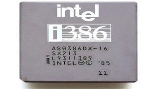 Bentuk Intel 386