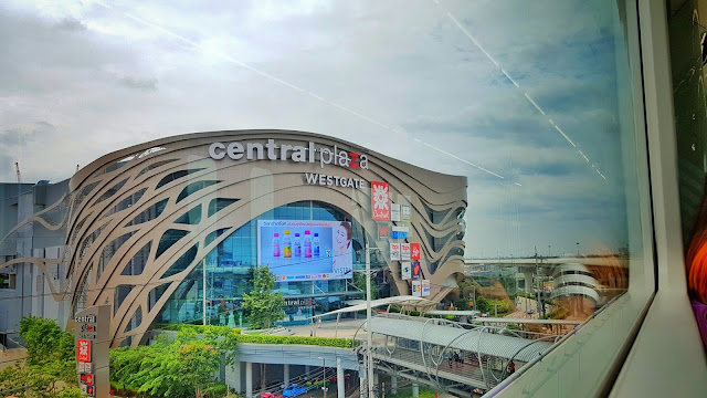 Central Plaza Westgate in Bang Yai, Nonthaburi