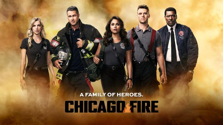 Chicago Fire 3x01 y 3x02 Espa&ntildeol Disponible