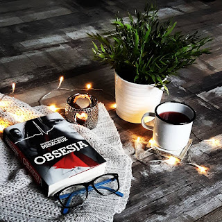 Obsesja | Katarzyna Berenika Miszczuk