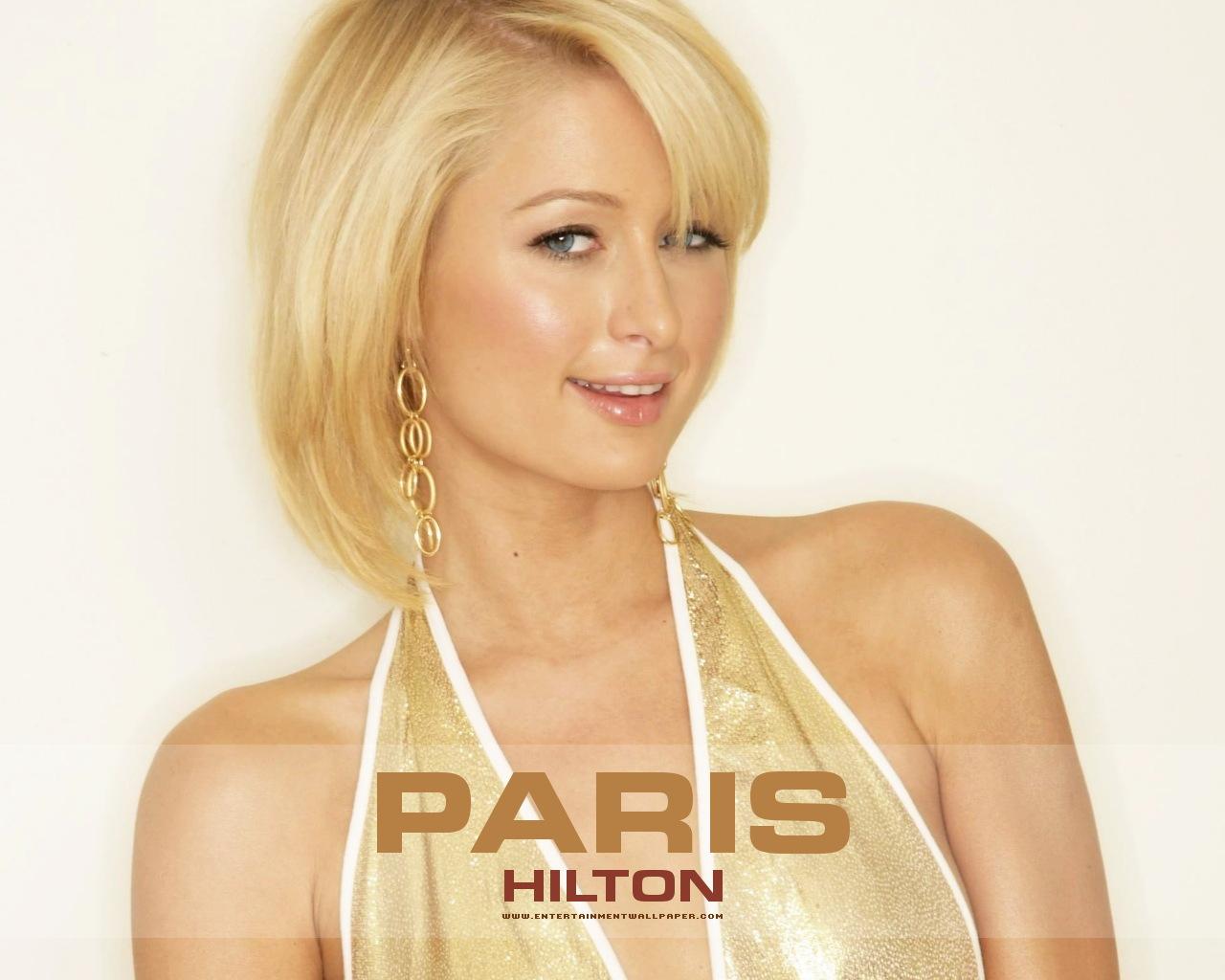 Go Go Go New Hot Paris Hilton Sexy Wallpapers-8933