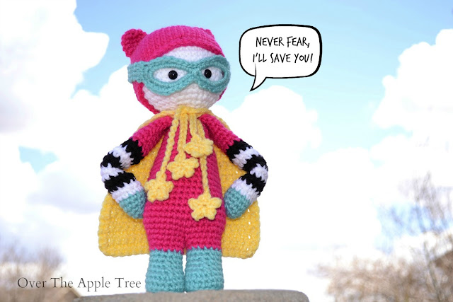 New crochet projects, Crochet purses and dolls by Over The Apple Tree