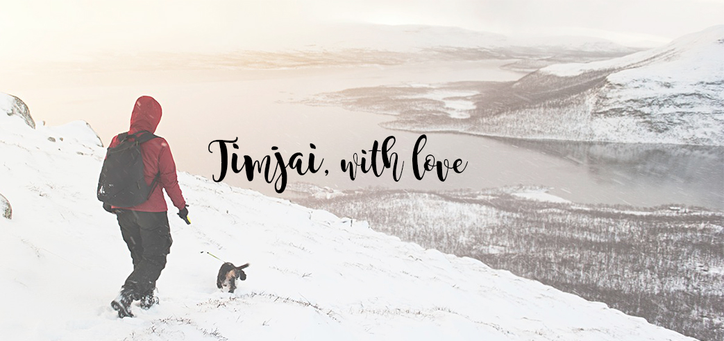 Timjai, with love