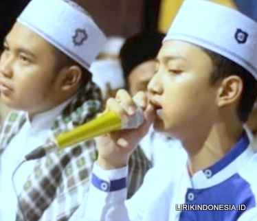 Lirik Addinu Lana dari Syubbanul Muslimin
