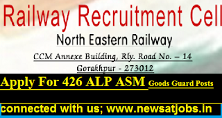 ne-railway-426-alp-asm-Recruitment-2017