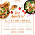 Double Up your Gastronomic Adventure with Ayala Malls Solenad's Bon Appetrip Buy 1, Take 1 Deal