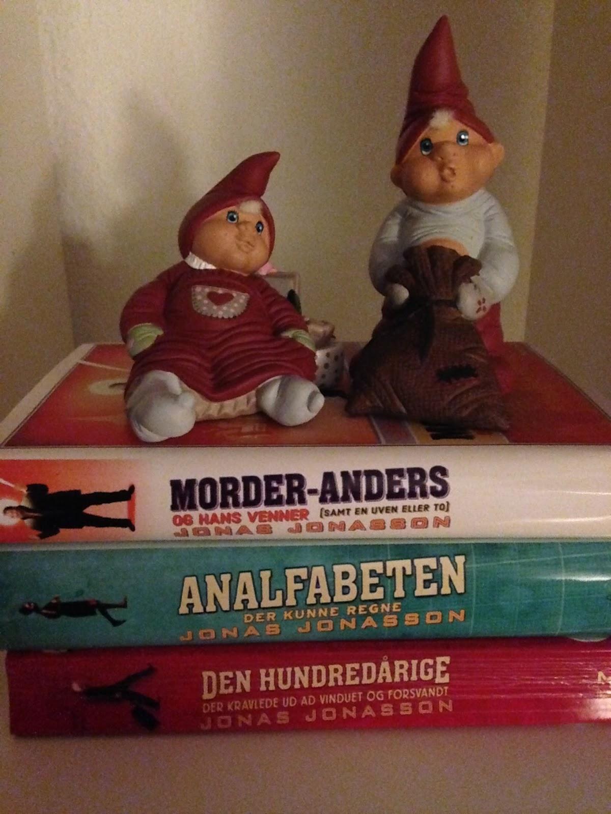 Livet i dukkehuset :): Morder-Anders og hans venner (samt en uven eller to) Af Jonas Jonasson