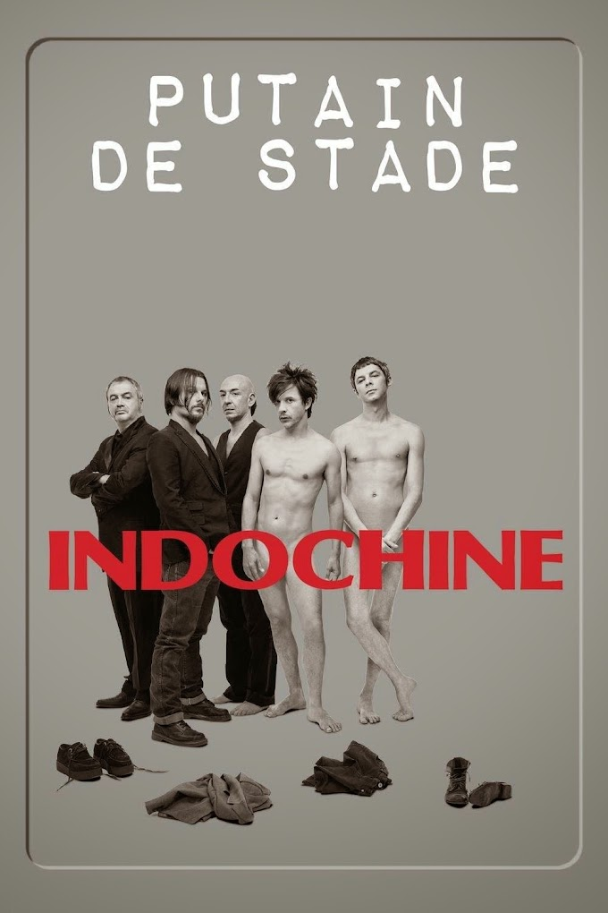 DVD doble - Putain de Stade - Indochine