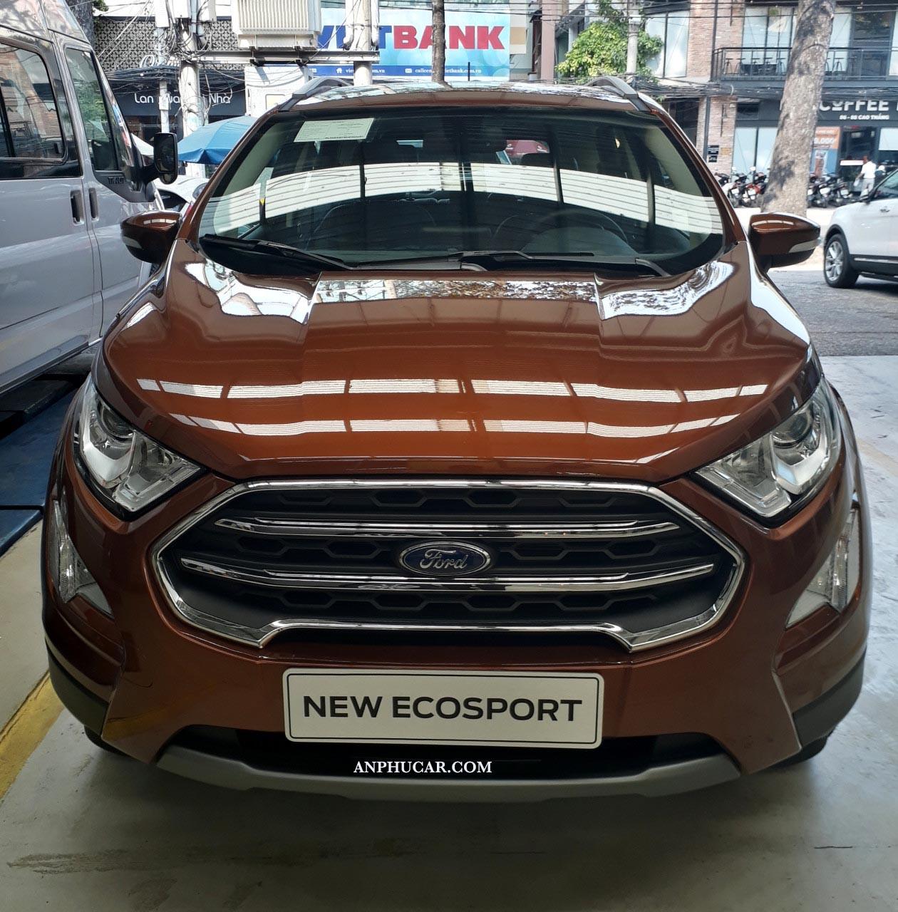 Ưu nhược điểm Ford Ecosport 2019