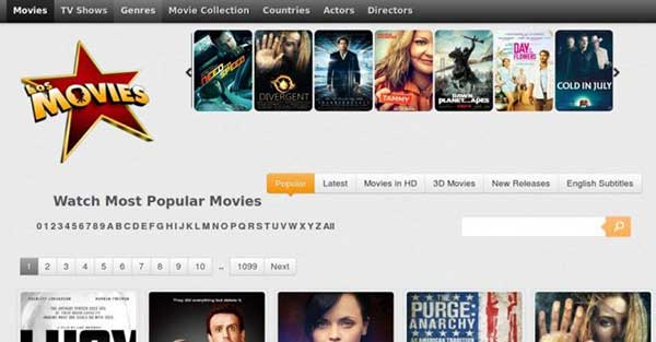LosMovies: 40 Sites like OnlineMoviesCinema| Best alternatives to OnlineMoviesCinema