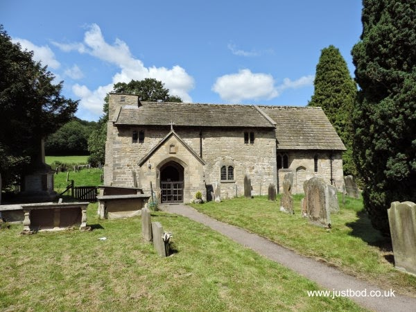 St Hildas Church Ellerburn