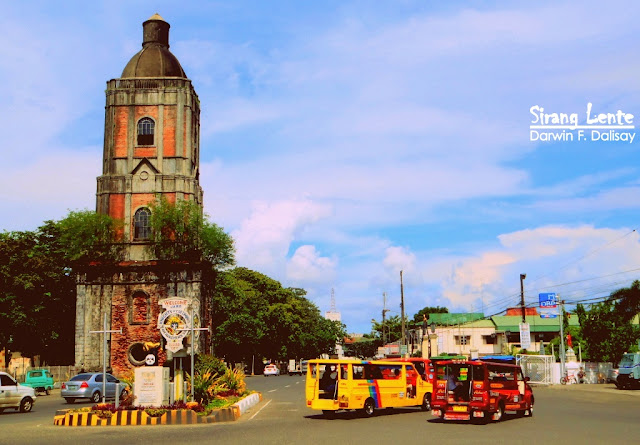 Jaro Belfry is a tourist spot in Negros.