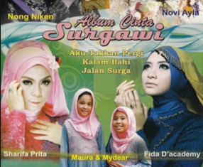 Album Cinta Surgawi 2016