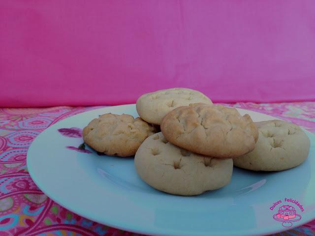 Galletas sin gluten de harina de arroz y panela