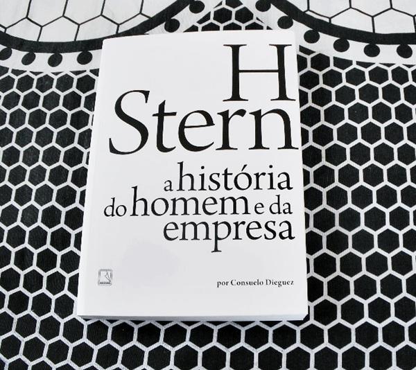 Resenha, livro, H-Stern, Consuelo Dieguez, Record, biografia, joalheria