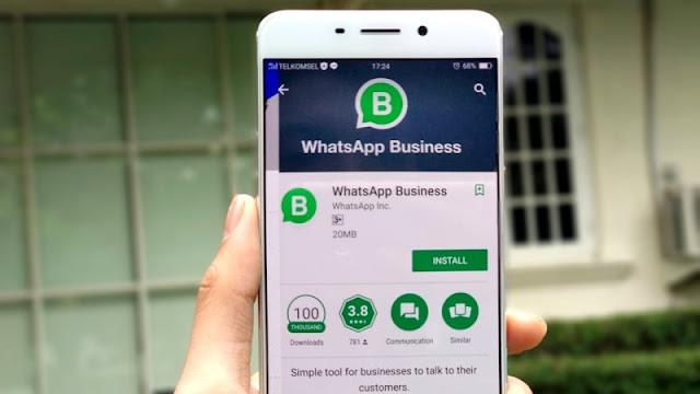 WhatsApp Hadir Terbaru dengan nama WhatsApp Business