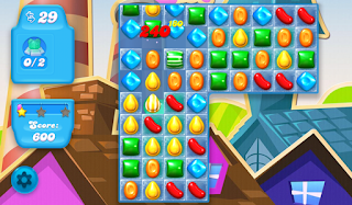 Candy Crush Saga Mod Apk hack lives