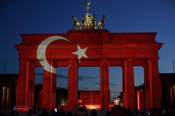 Η θέση της Τουρκίας στη νέα παγκόσμια τάξη