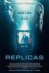 Download Replicas (2018) Movie (English) 480p & 720p