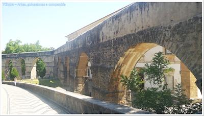 Portugal; Europa; viagem Portugal; Aqueduto São Sebastião; Conhecendo a Europa; viajando sem guia;