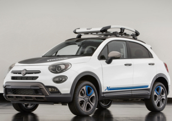Fiat 500x Chicane Review
