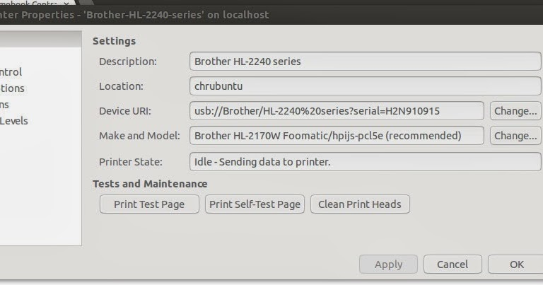 Install Printer: Install Printer In Chromebook