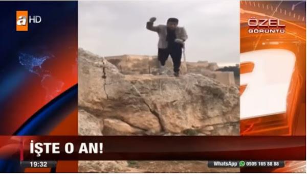 Se tomaba una foto saltando en una montaña y murió al caer por un barranco