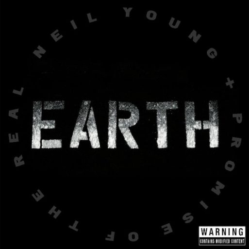 NEIL YOUNG,EARTH