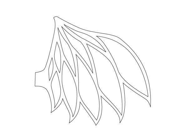 Warpaint And Unicorns Kurai Stain Glass Dragon Wings Tutorial