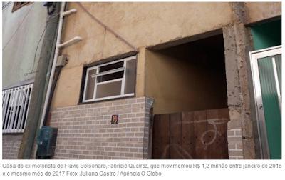 Caso do policial militar que trabalha para os Bolsonaro