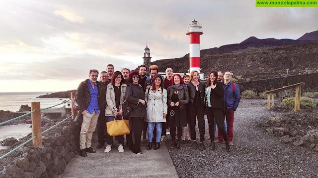 Los guionistas de isLABentura retomarán en abril la escritura de sus proyectos de películas y series ambientadas en La Palma