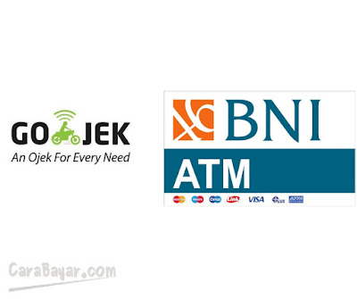CARA TOP UP DEPOSIT AKUN GOJEK VIA ATM BNI