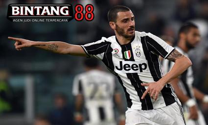 AC Milan Konfirmasi Transfer Bonucci dari Juventus