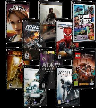 Descargar juegos de psp ( + de 300 juegos, descarga directa.