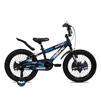 18 batman official licensed fatbike bmx pacific ventura sepeda