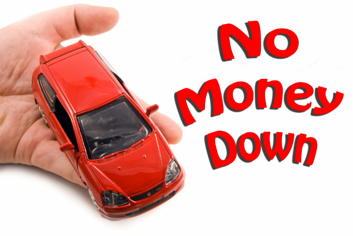 What to do when you have no Down Payment for buying a Car?