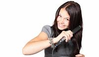 Tips Meluruskan Rambut Dengan Cepat Dan Aman