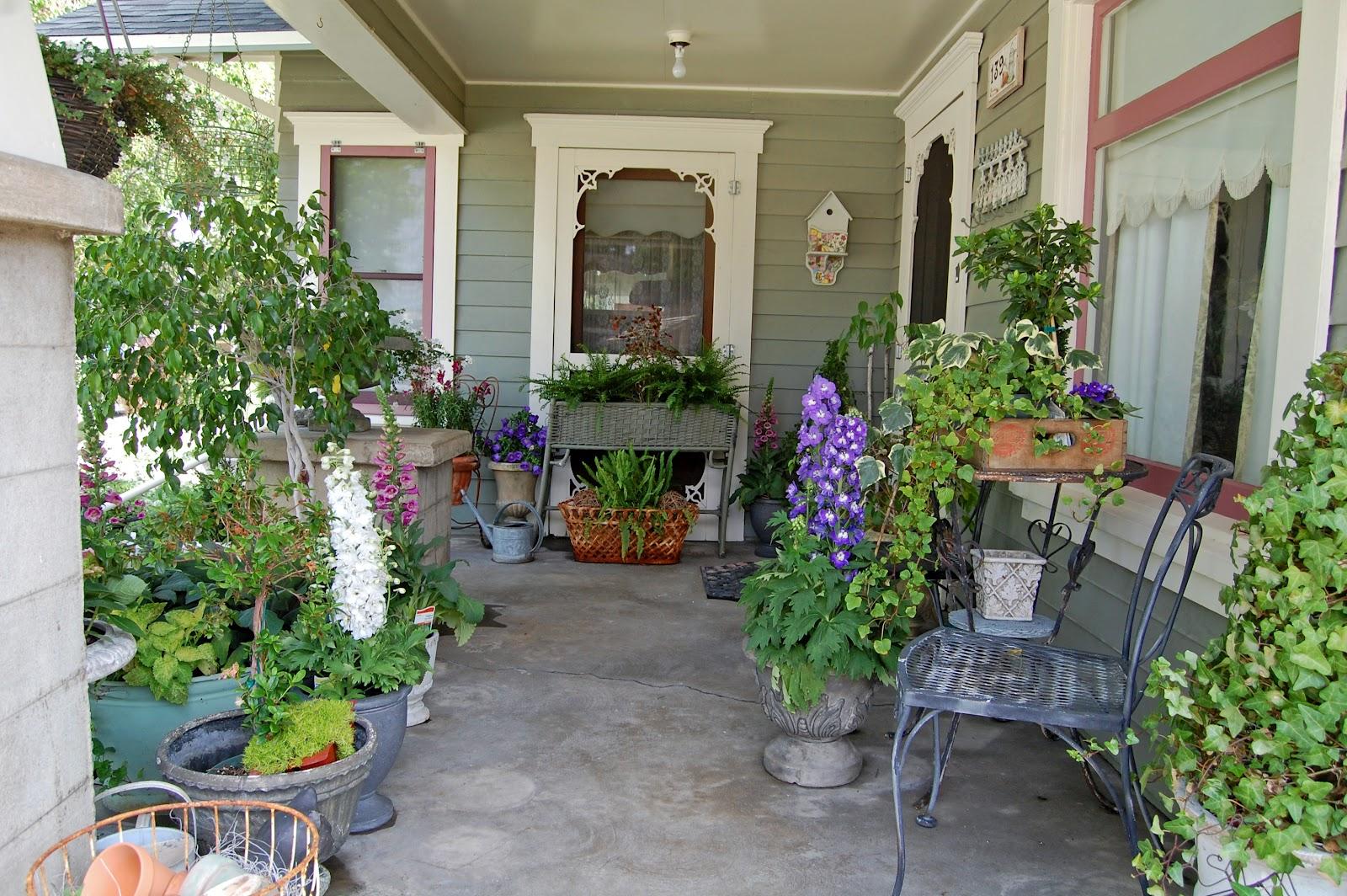 My Painted Garden Cottage Garden Tour