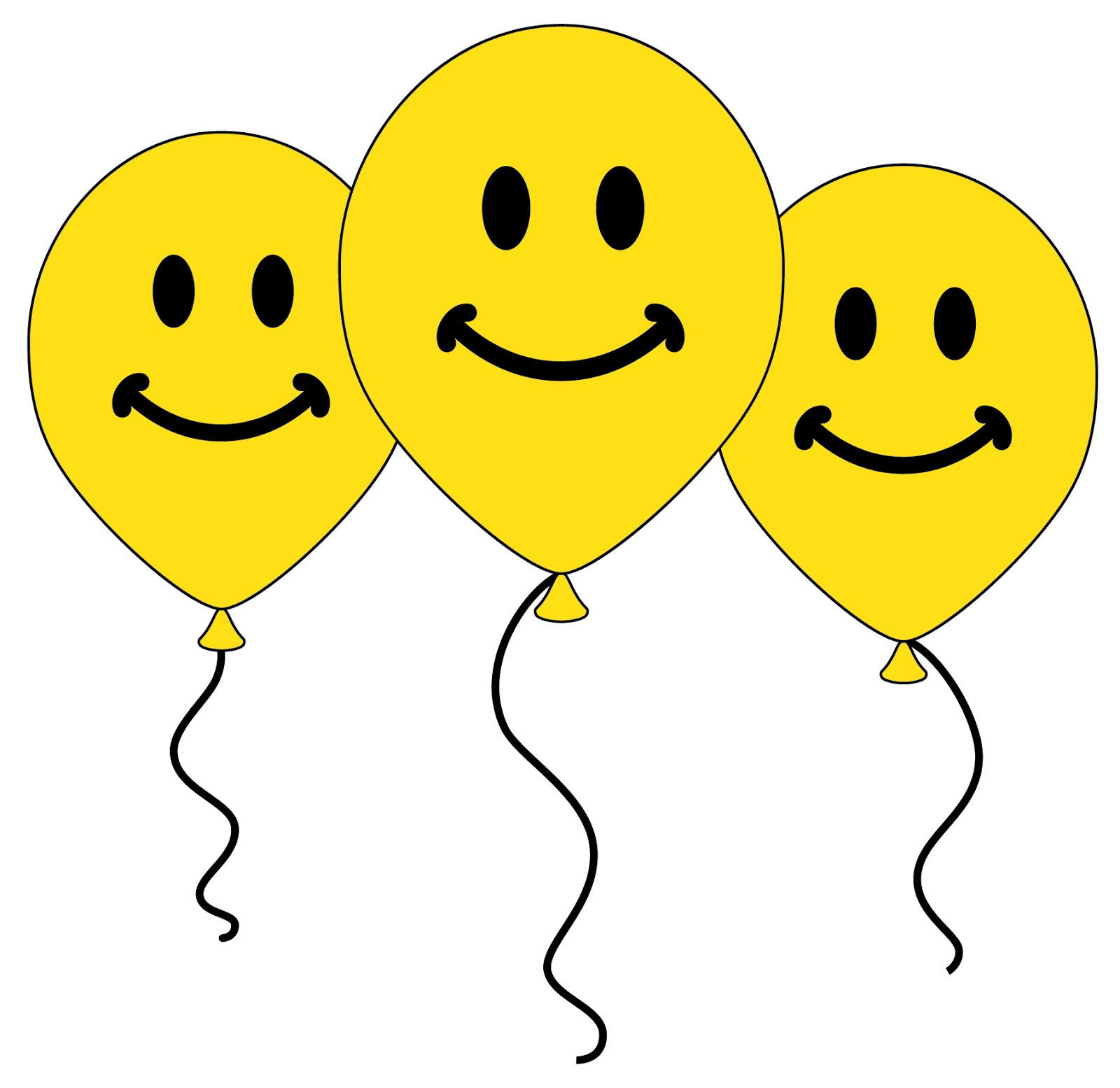 happy new year smiley face clip art - photo #37