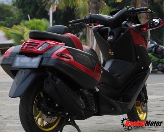 Gambar Modifikasi Motor Yamaha NMAX Terbaru 2017