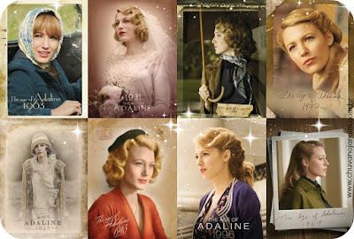 O filme Adeline