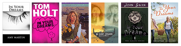 "Six books with the title ""In Your Dreams"""