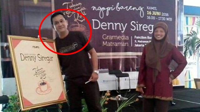 Indonesia Kedatangan Raja Salman, Pendukung Ahok Ini Justru Sebar Hoax Dan Catut Artis Bollywood