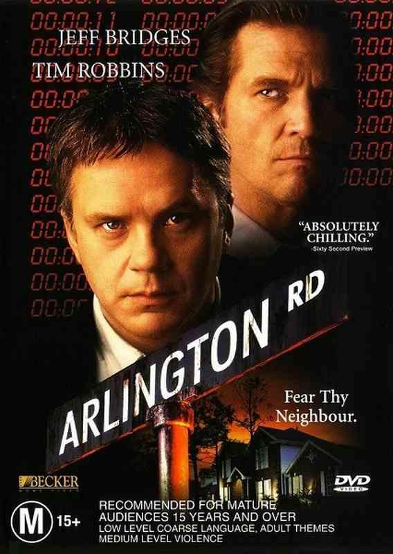 فیلم دوبله: جاده آرلینگتون (1999) Arlington Road