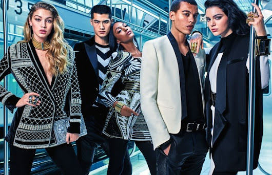 H&M Balmain - Eight Must Haves!