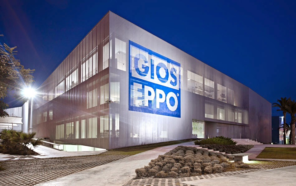 Guioseppo headquarter and outlet