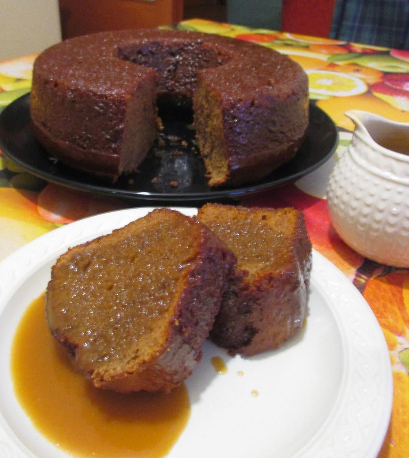 Jamie Oliver Sticky Toffee Pudding Comfort Food Recipe