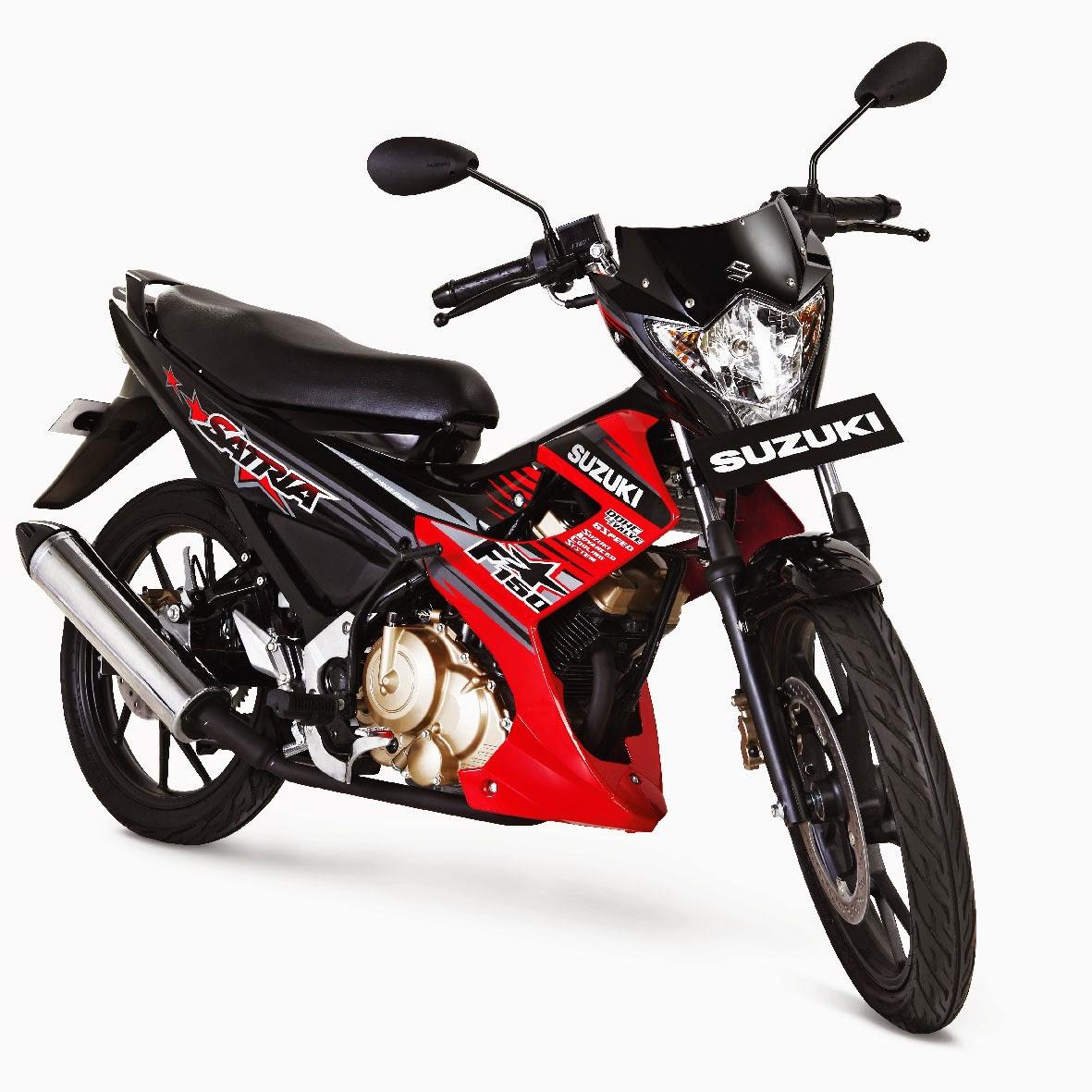 Koleksi Modifikasi Mtor Satria Fu 150 Terbaru Dunia Motor