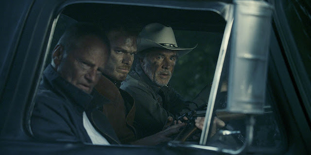Sam Shepard, Michael C. Hall, Don Johnson - Cold in July (2014)