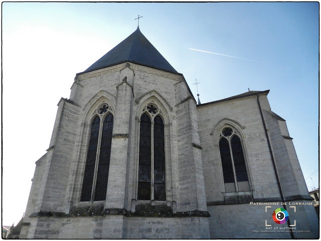 BONNET (55) - Eglise Saint-Florentin